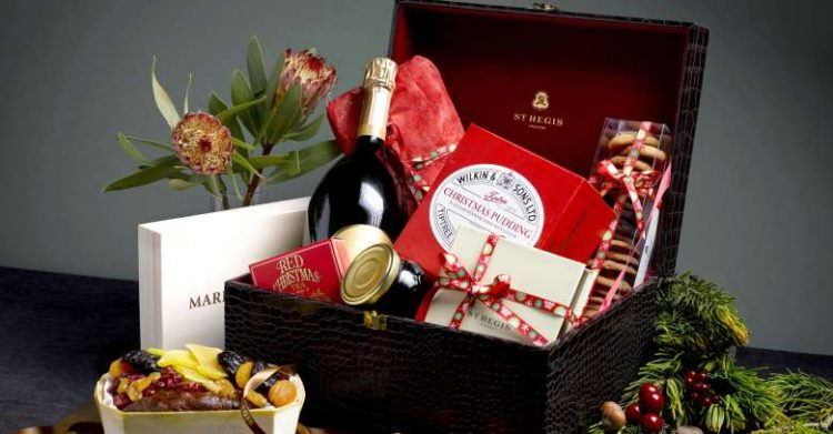 Christmas hampers Singapore